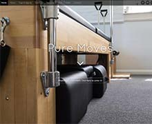 Pure Moves Pilates and movement, Frome